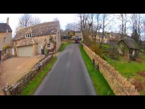 30 minutes of Virtual Scenery - Treadmill / Exercise Machine (Cotswolds UK) - YouTube