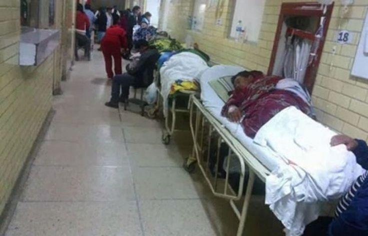 Chico baleado por policías esperó dos días en el pasillo del hospital: Un chico de 15 años fue baleado por policías en barrio Palermo 3…