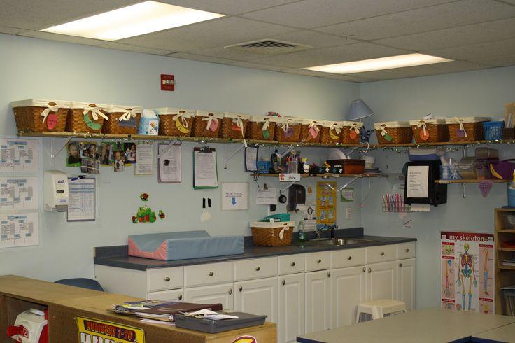 Diaper Changing Area Classroom Layout Montessori