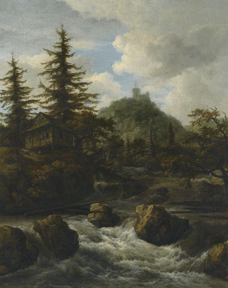 Jacob Isaacksz. van Ruisdael   lot   Sotheby's