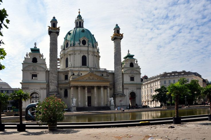 Eglise Saint Charles - Vienne - Autriche