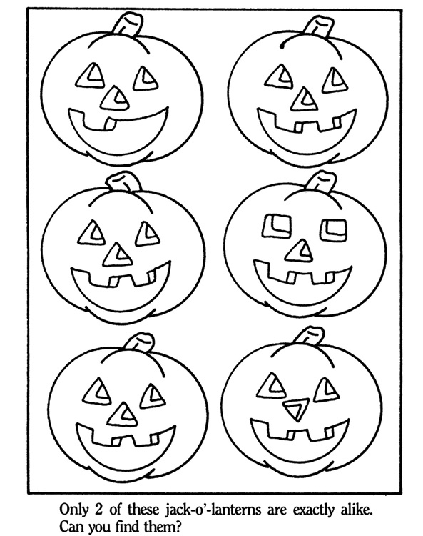 1000+ images about SCARY ACTIVITIES on Pinterest | Coloring books ...