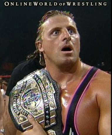 King of Harts Owen Hart
