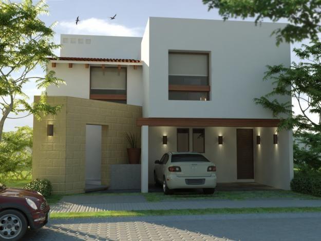fachadas de casas estilo mexicano contemporaneo wallpapers On casas estilo contemporaneo moderno