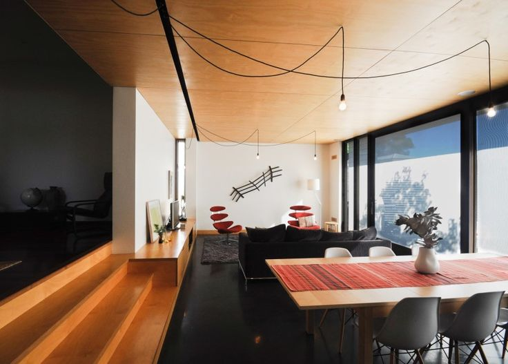 Gresley Monk Residencevia. archdaily Architects. Gresley Abas Architects, Justine Monk Des...