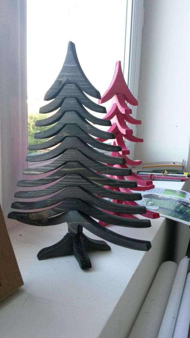 Christmas Tree Sewing Pattern