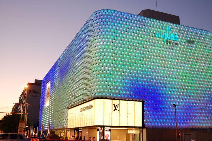 unstudio programmed LED facade