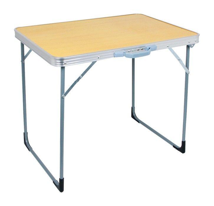 Best Ideal f r Haus Balkon u Garten Dieser Klapptisch aus Aluminium mit beschichteter Tischplatte aus