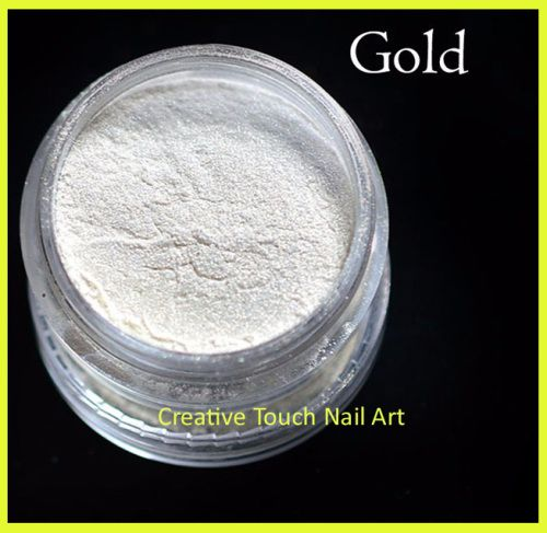 Buy Magic Dust - Mermaid Effect Nail Art Powder - Gold - 3g Jarfor R55.00