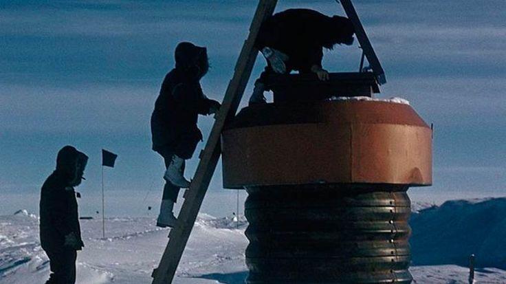 Cambio global podría dejar al descubierto el proyecto militar ultra-secreto de EU en Groenlandia - Investigación y Desarrollo