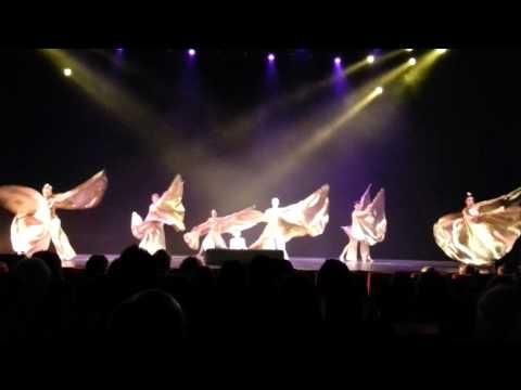 """""""House of Flying Daggers"""" 2012 Choreografie Marike Hetjes Dansacademie Lucia Marthas Groningen HBO 2"""
