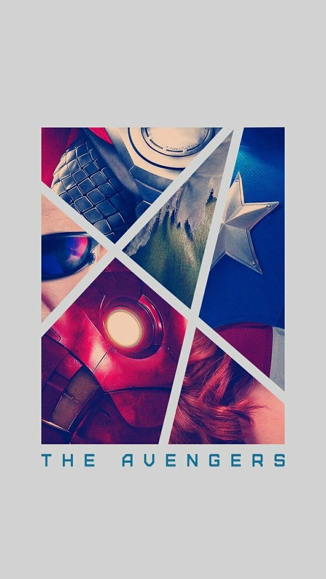 Avengers iPhone 5 Wallpaper