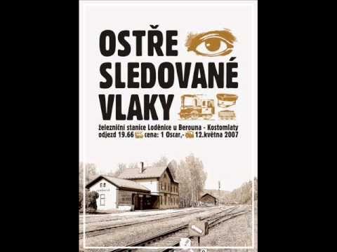 Bohumil Hrabal - Ostře sledované vlaky - část 2. - audiokniha česky