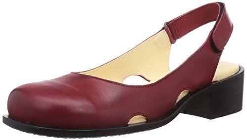 John W. Shoes Ulrika Damen Geschlossene Sandalen - http://on-line-kaufen.de/john-w-shoes/john-w-shoes-ulrika-damen-geschlossene-sandalen