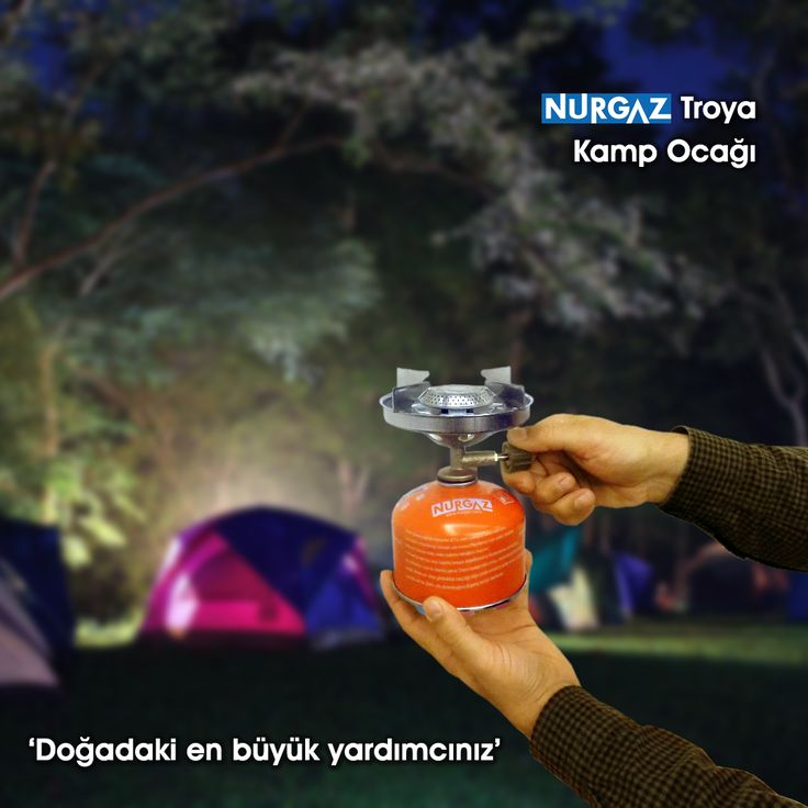 Nurgaz Troya Kamp Ocağı 'Doğadaki en büyük yardımcınız' #tokgozler #tokgozlercom #nurgaz #doğa #gezi #kamp #çadır #outdoor #yürüyüş #ağaç #trekking #saglık #doga