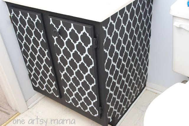 One Artsy Mama: My First DIY Furniture Redo!