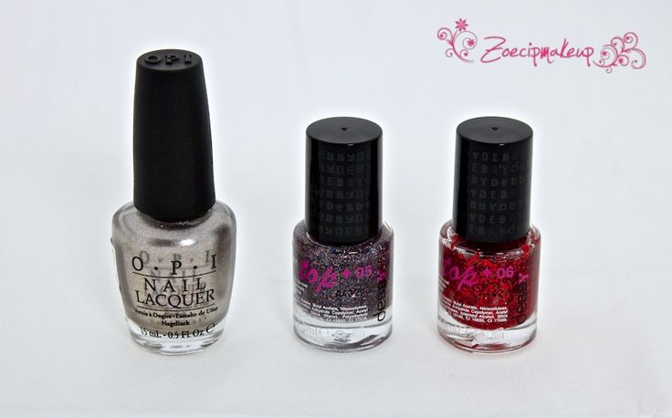 Opi Designer De Better e top coat di Debby prima ColorPlay Top