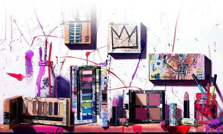 Urban Decay Jean Michel Basquiat, collezione make up imperdibile - https://www.beautydea.it/urban-decay-jean-michel-basquiat-collezione-make-up/ - Arte allo stato puro: dalla speciale collaborazione tra Urban Decay Cosmetics e Jean-Michel Basquiat nasce un'eccezionale linea trucco da collezione!