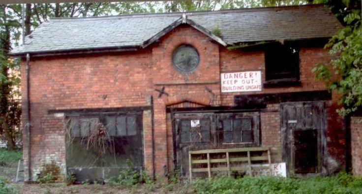 This beautiful old Coach House was in a sad state of repair.