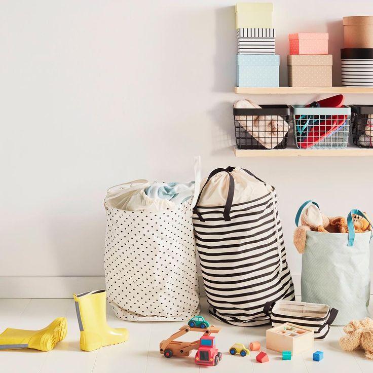 317 vind-ik-leuks, 4 reacties - HEMA België (@hemabelgie) op Instagram: 'Opruimen wordt misschien wel een feestje met onze handige opbergmanden en -dozen!😁 #hema #myhema'