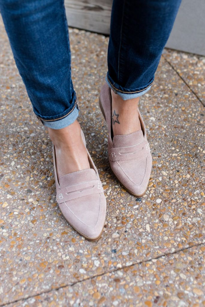 3b18a5e32a8 Searching for women s footwear  sole society jessica loafer in dusty rose