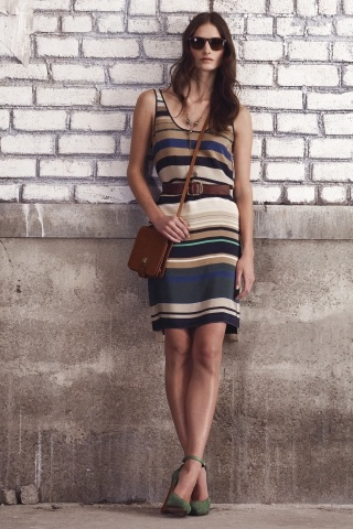 Women's July Fall 1 Looks. US Click image to shop. #womenswearNora Silk, Fall Collection, 2012 Collection, Style, Nora Dresses, Monaco Fall, Fall 2012, Club Monaco, Monaco Dresses