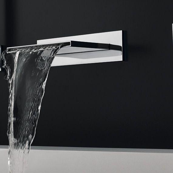 ... symetrics watersheet bath spout by Dornbracht _