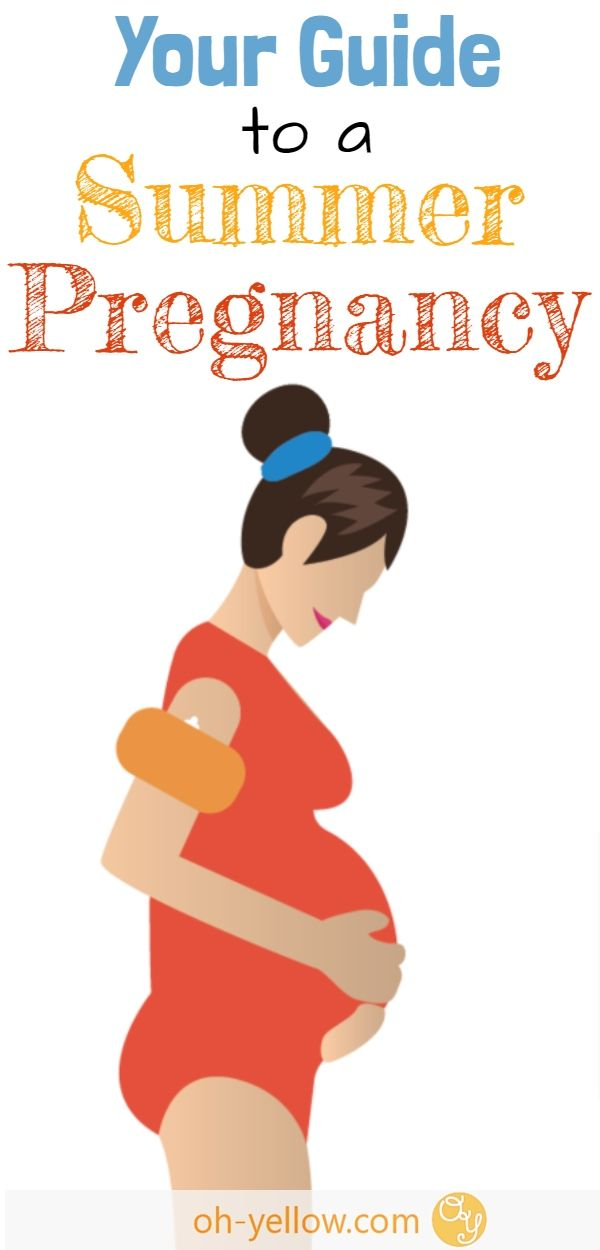 Summer Pregnancy: Must-Do's, Must-Knows, & Must-Haves – Pregnancy Tips