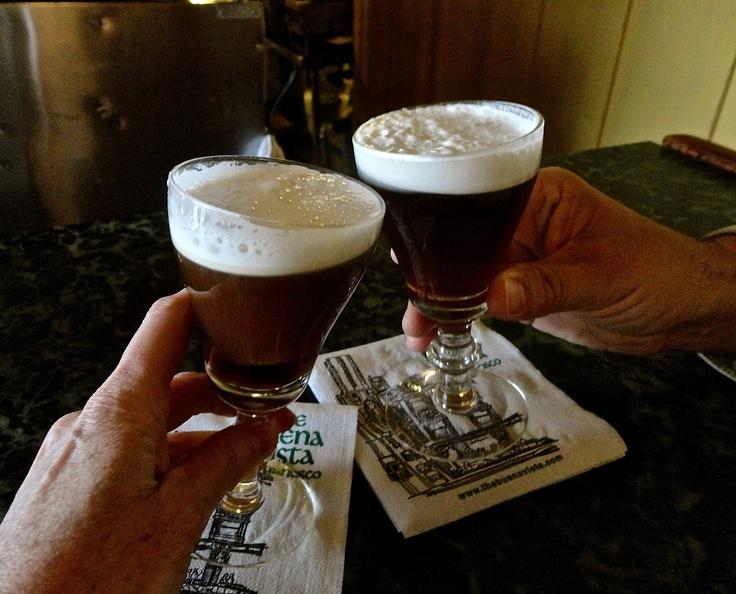 Bueno Vista Irish Coffee, San Francisco