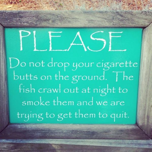 40 Funny Zoo Signs