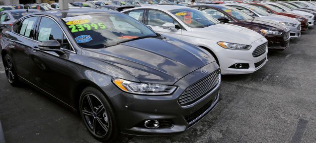 Cheap Used Cars Are Hard To Find Because So Few New Cars Sold During The Recession