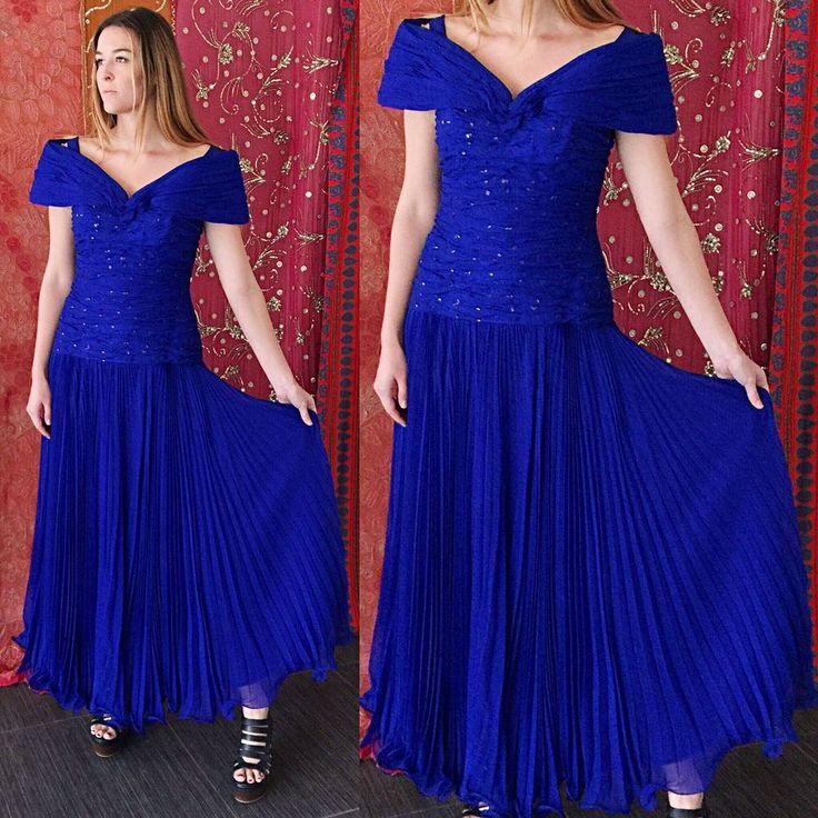 85 best VINTAGE DESIGNER images on Pinterest | Party wear dresses ...