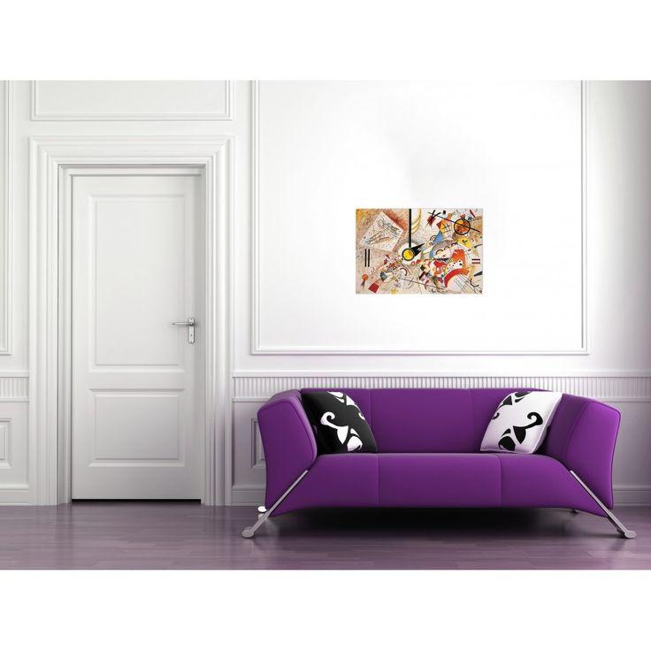 KANDINSKY - Sans titre, 1923 86x58 cm #artprints #interior #design #art #print #iloveart #followart #artist #fineart #artwit  Scopri Descrizione e Prezzo http://www.artopweb.com/autori/wassily-kandinsky%20/EC16081