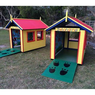 wheelchair play houses - Google Search