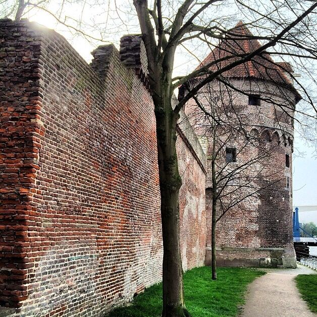 Medieval City Wall, Zwolle