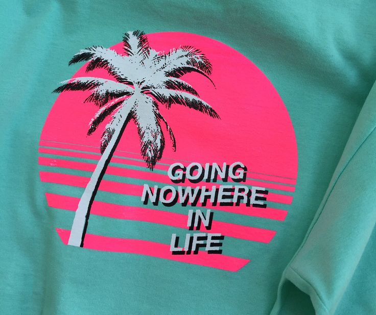 Going Nowhere In Life t shirt pink 1980's anti social social club 80's vaporwave palewave vapor 1990s 90s pastel beach aesthetic seapunk by goingnowhereinlife on Etsy https://www.etsy.com/listing/272768640/going-nowhere-in-life-t-shirt-pink-1980s