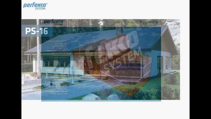 PS-16_Projekt autorski domu jednorodzinnego w technologii Perfekko System
