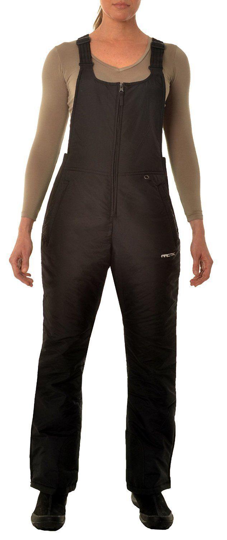 Arctix women's insulated bib overalls