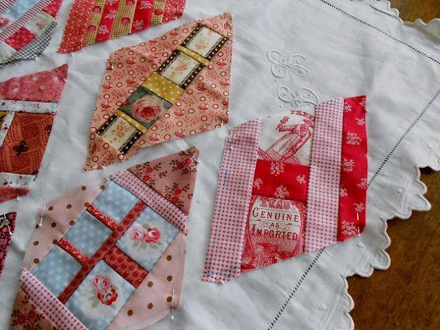 """Supergoof Quilts: """"Andere Koek & 'n Huishoudelijke Mededeling"""""""