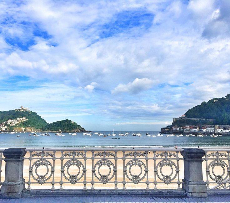 San Sebastián-Donibane-Donostia/Loves Pais Vasco-Loves Europe- Loves…