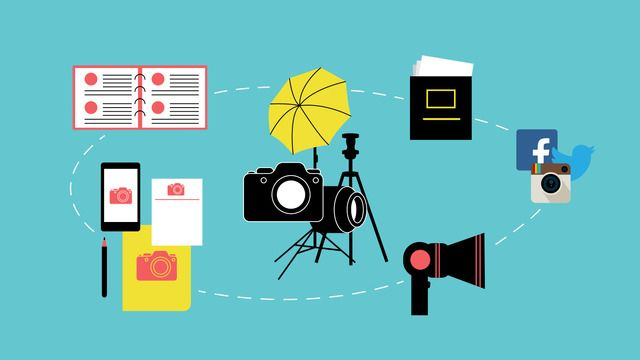 Studio Systems: A Photography Business Bootcamp with Julia Kelleher Oct 5- Nov 9
