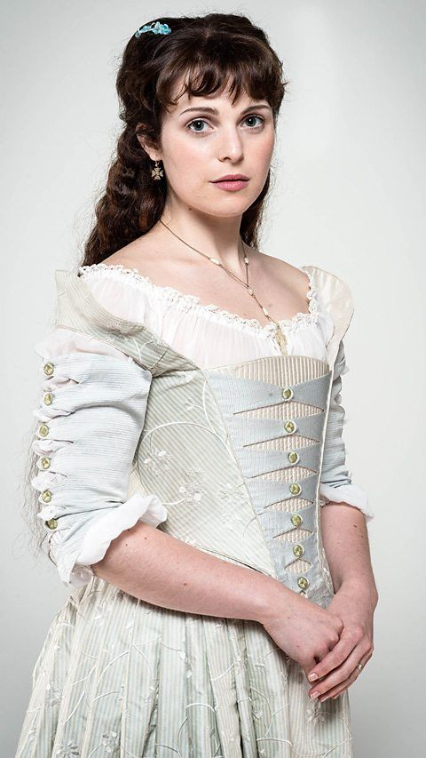 The Musketeers - New series II profiles via BBCOne: Constance Bonacieux