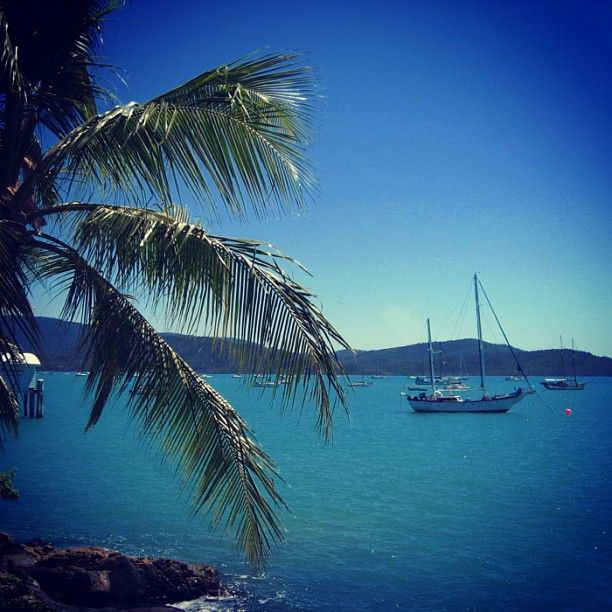 Airlie Beach, The Whitsundays 1/4/13
