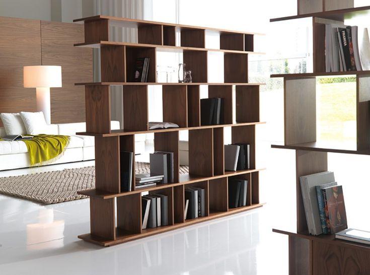 Loft Bookcase / Room Divider by Cattelan Italia - $1,995.00