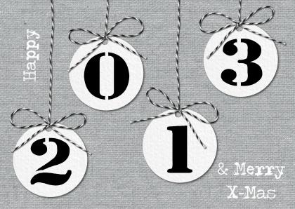 Hippe Kerstkaart verkrijgbaar bij Kaartje2go (www.kaartje2go.nl) / Cute…