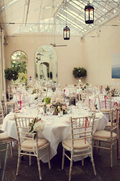 Shabby Chic Outdoor Wedding | Posted in Styling | Tagged shabby chic wedding , Wedding centerpieces ...