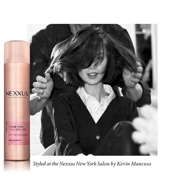Two Timeless Looks Reinvented: The 'Modern Bob' & 'Volume that Moves' - Vogue