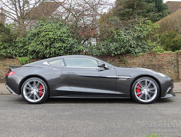 New Aston Martin Vanquish for sale | Romans International