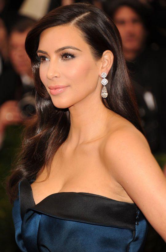A Kim Kardashian Makeup Prediction Based on Her Wedding Makeup Artist's Past Work With Her