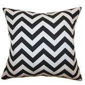 Found it at Wayfair - Xayabury Zigzag Throw Pillow